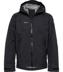 letto jkt outerwear sport jackets svart bergans