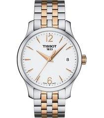reloj tissot para mujer -  t-classic  t063.210.22.037.01