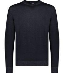 paul&shark summer wool pullover kobalt