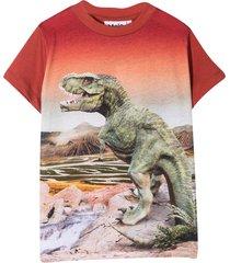 molo red t-shirt