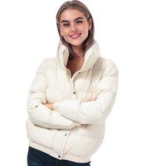 womens slay padded funnel neck jacket
