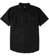 men's sundays mini short sleeve shirt