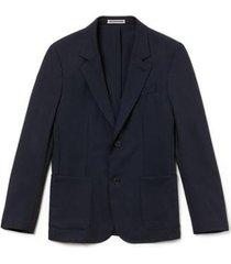 blazer lacoste masculino