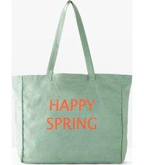 borsa shopper (verde) - bpc bonprix collection