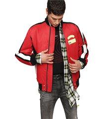 chaqueta j ryuu jacket 42a rojo diesel