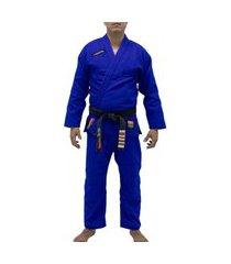 kimono jiu jitsu koral mkm 2.1 azul