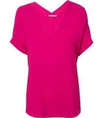 blusa le lis blanc nilza i rosa feminina (dalhia, 50)