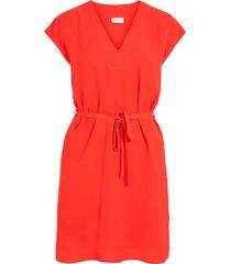 klänning vijahula s/s belt dress