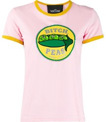 marc jacobs the ringer t-shirt - pink
