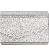 inc maria envelope glitter clutch, created for macy's