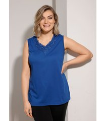 topje m. collection royal blue