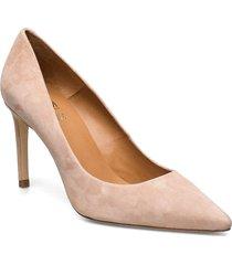 14440 pumps shoes heels bridal classic beige billi bi