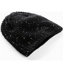 berretto in maglia (nero) - bpc bonprix collection