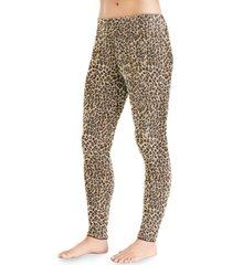 cuddl duds petite double-plush velour leggings
