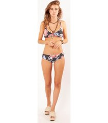 barts bikini women jones cross back black-maat 36