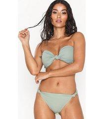 nly beach bubble pop bikini panty trosa