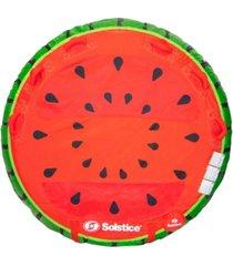 swim line solstice 1-2 person watermelon island towable