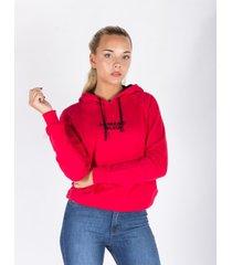 buzo rojo armand bleu the armand hoodie