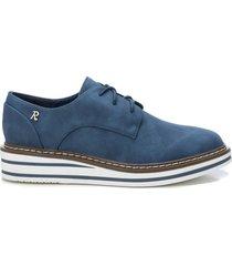 zapato de mujer azul cosmos