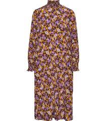 anamay jurk knielengte multi/patroon baum und pferdgarten