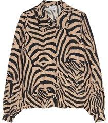 catwalk junkie 2102013600 216 blouse el tigre cuban sand