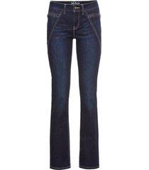 jeans elasticizzati slim fit (blu) - john baner jeanswear