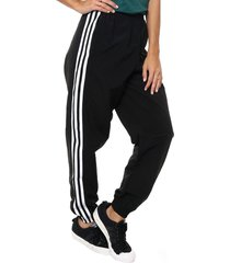 pantalón  negro  adidas originals lock up tp