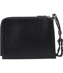 jil sander zipped wallet