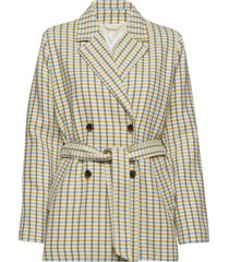 minty jacket 10886 blazer colbert crème samsøe & samsøe