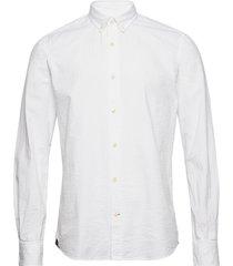 lucas button down shirt overhemd casual wit morris