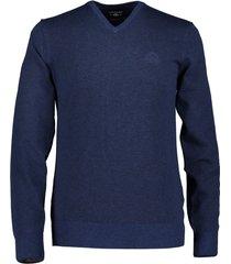 state of art trui donkerblauw met logo