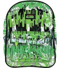 mochila escolar xeryus slime