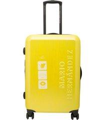 maleta expandible 24 amarillo imperial