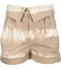 stella mccartney bamboo shorts