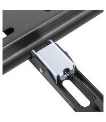 suporte para tv led lcd 37 a 70 pol vinik st410a fixo preto