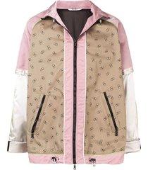 vltn monogram jacket