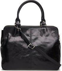 salerno handbag marna bags top handle bags zwart adax
