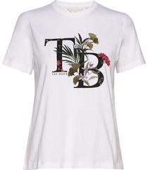 aymelia t-shirts & tops short-sleeved vit ted baker