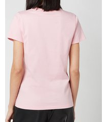 bella freud women's sista sista t-shirt - malibu pink - l
