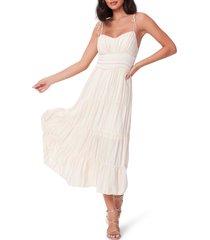 women's paige favella midi dress
