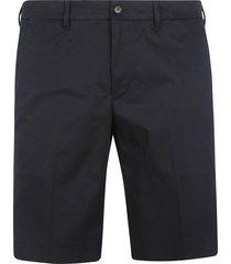 prada plain shorts