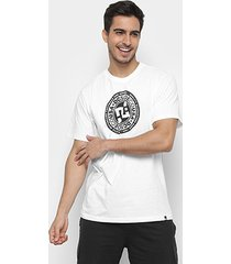 camiseta dc shoes circle star masculina