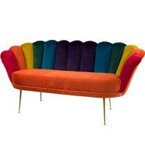 sofa joker dwuosobowa tapicerowany lux-4