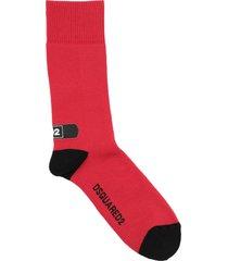 dsquared2 short socks