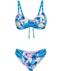bikini minimizer con ferretto (set 2 pezzi) (viola) - bpc bonprix collection