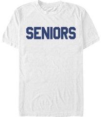 dazed and confused men's senior logo shor sleeve t-shirt