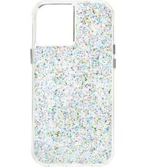 case-mate twinkle iphone 12 pro max & 12 mini case - purple