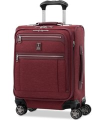 travelpro platinum elite international softside carry-on spinner