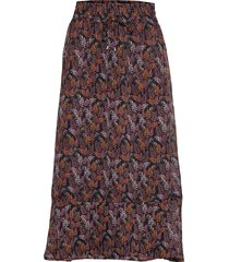 kalistaiw subira skirt knälång kjol multi/mönstrad inwear