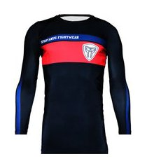 rash guard soccer spartanus fightwear